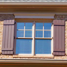 Pictures Of Exterior Shutters Quot Forever Shutters Quot Tm