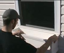 How to install window boxes on siding video