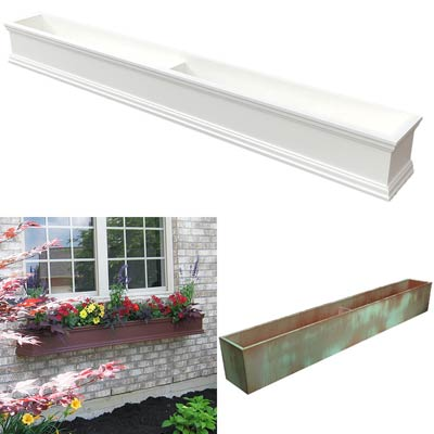 "78"" Window Boxes"