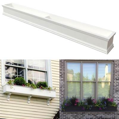 "84"" Window Boxes - 7 Foot Window Box"