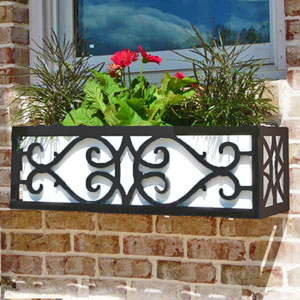 European Style Window Box Cages