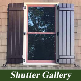 Exterior Shutter Pictures and gallery