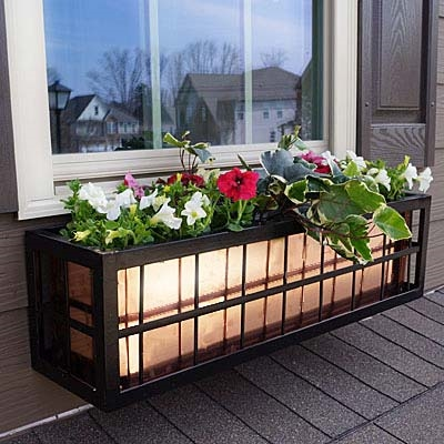 24\  Springfield Deluxe Steel Window Box & 24\